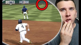 Can I Get A Inside The Park Home Run Against A 99 Defence With All Giants? MLB The Show 17 Challenge