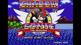Shadow in Sonic the Hedgehog (Genesis) - Longplay