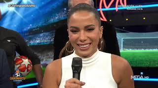La MEGAESTRELLA Anitta canta EN DIRECTO 'Poquito' ¡QUÉ PASADA!