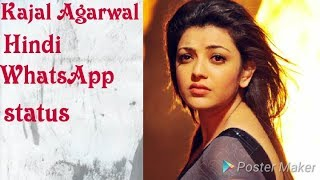 New Sad Whatsapp status video kajal Agarwal Ram Charan