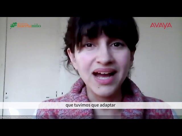 Avaya Spaces ~ Fundación Huerta Niño  (Spanish)