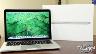 New 13 Inch Retina MacBook Pro Unboxing! (2012)