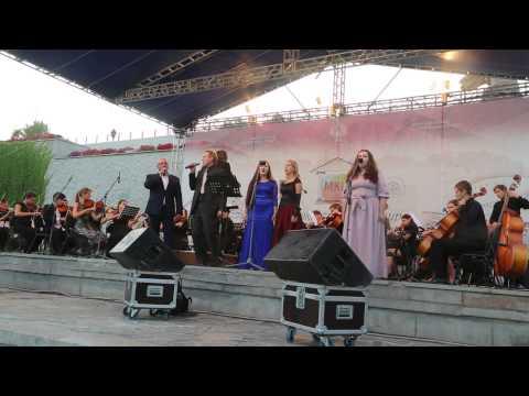 Гала-концерт на Мамаевом кургане
