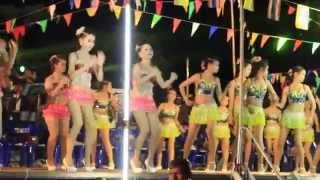 Folk way-Dance facts-learn thai-youtube thai-Dance Classes-รำวงเพชรบุรี-แก้บน 9 เพลง-A