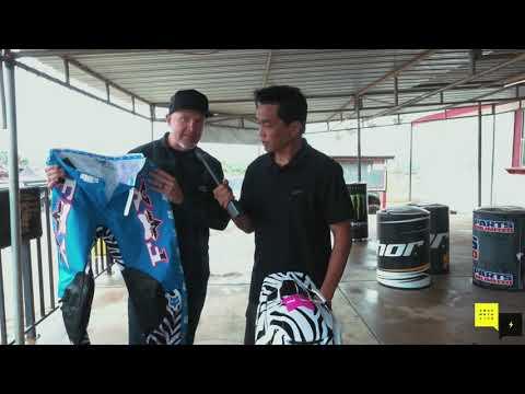Fox Racing's Zebra Release