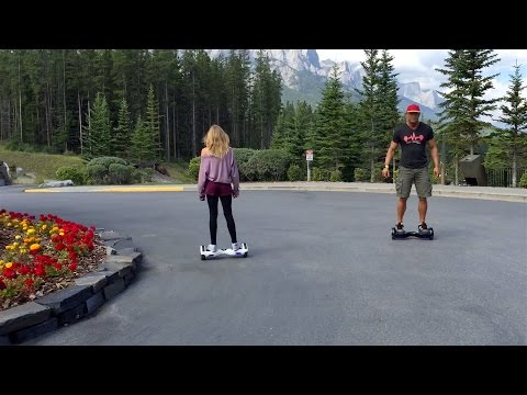 GetFitOver40 - Canmore Alberta Family Vacation