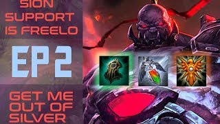 Sion Support Is Freelo EP 2 - Sion Vs Lulu - [Ranked] League Of Legends Korean Build  - patch 7.10