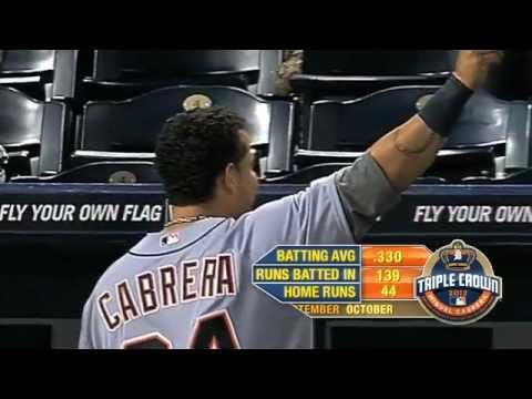 Re-live Miggy's historic quest for the Triple Crown