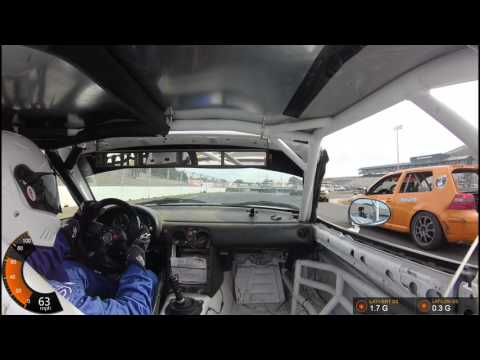 24 Hours of LeMons -2015- Arse Freeze Apalooza Day 1 Part 3