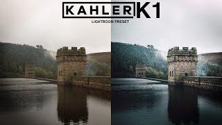 Lightroom Preset // Tips KAHLER - K1