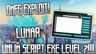 ROBLOX LunarV2 | ✔️LEVEL 6 & LUA C EXECUTOR ✔️ [WORKING!]