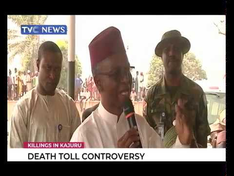TVC Breakfast 18th Feb., 2019 | Killings in Kajuru - Death toll controversy