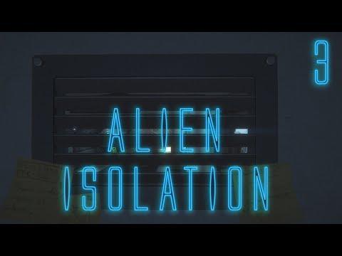 Alien Isolation #3 - Шкафчики