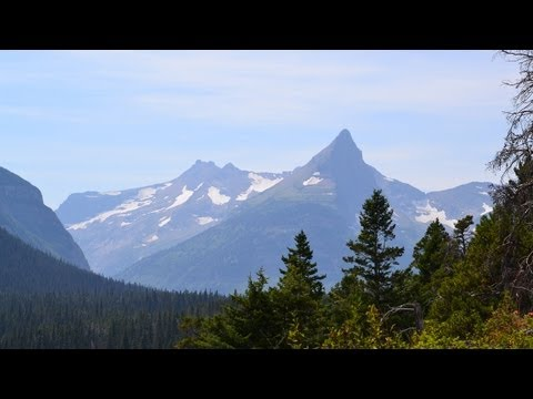 Glacier National Park - Part 1: Geography and Ecology