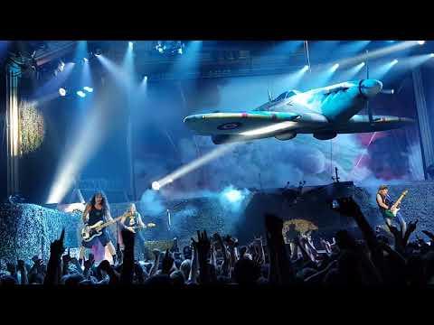 """Iron Maiden """"Aces High"""" live in Tallinn on 26.05.2018"""