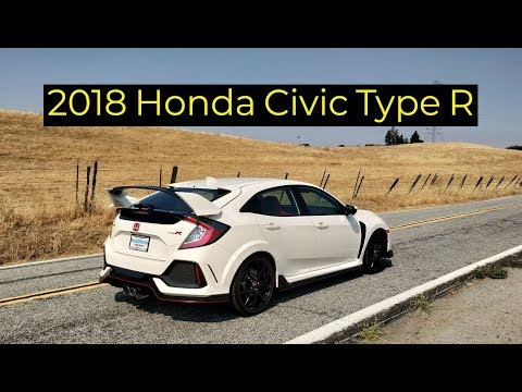 Honda Civic Type R Review - Better than the Focus RS and Golf R?