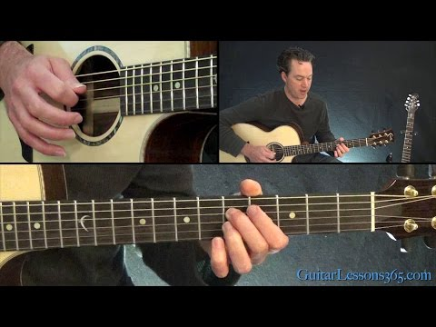 Metallica - Battery Guitar Lesson (Intro)
