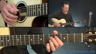 Battery Guitar Lesson (Intro) - Metallica