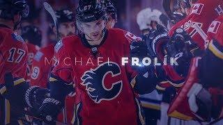 Porovnej se s hvězdou NHL. Ideální somatotyp Michaela Frolíka