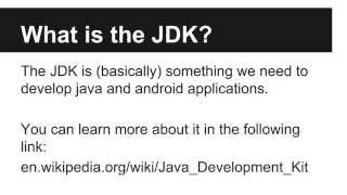 JAVA Programming Tutorials - How to Download and Install JDK for JAVA Development - 01