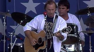 Vern Gosdin - I Can Tell By The Way You Dance (Live at Farm Aid 1986)