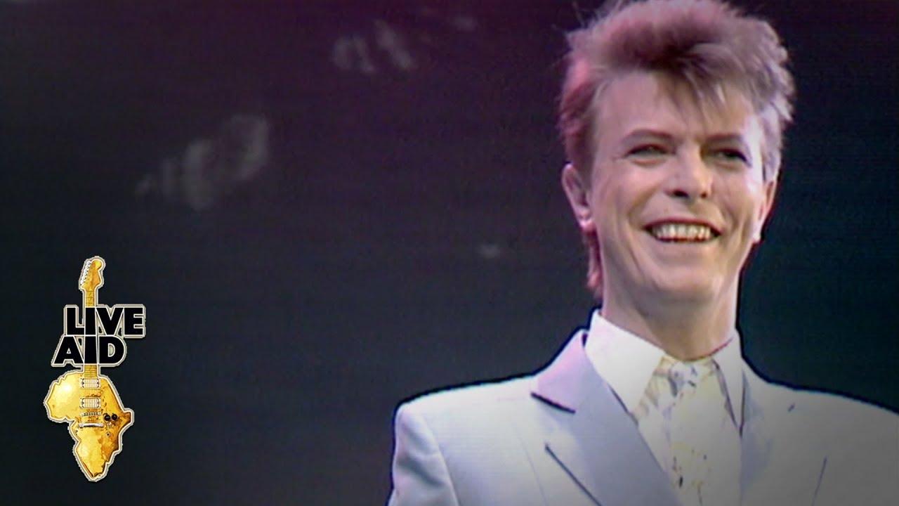 DAVID BOWIE CALENDAR 1985 OFFICIAL |David Bowie 1985