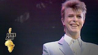 David Bowie - TVC 15 (Live Aid 1985)