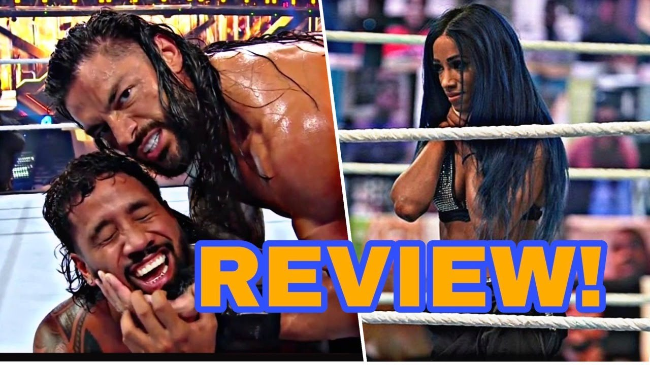 Download WWE CLASH OF CHAMPIONS 2020 FULL SHOW REVIEW & RESULTS!
