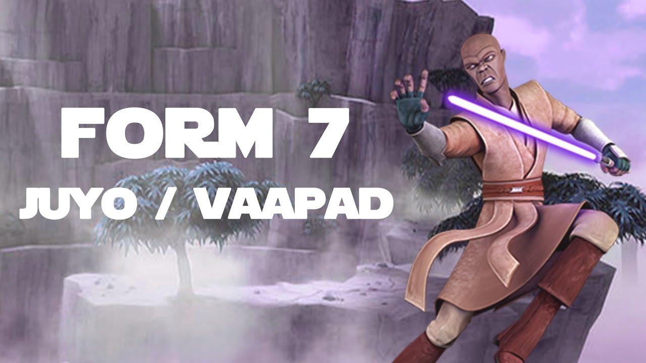 Juyo/Vaapad (Form 7 Lightsaber Combat) - YouTube