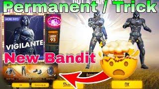 New Bandit Bundle [Permanent Trick] Diamond Royale - Garena Free Fire