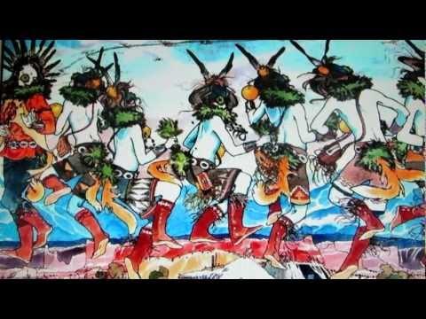 A Navajo Poem: Diyin Dine'é (The Holy People)