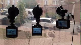 Какой автомобильный видеорегистратор выбрать(Выбрать правильный видео регистратор из моделей HP, краткий видео обзор работы самых популярных моделей..., 2016-10-10T13:23:33.000Z)