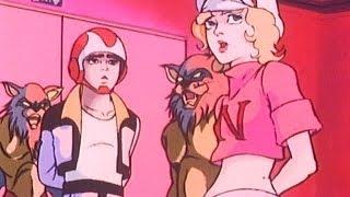 """新研究の成果を狙って科学者を誘拐する猫魔団。ポリマーは警察庁に、科学者で敵をおびきよせる""""またたび作戦""""を提案する。狙い通りジシャック..."""