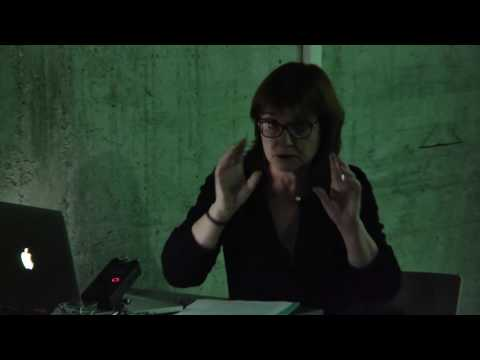 """""""Circles of Confusion""""- Marta Gili speech in Art House, Shkoder"""