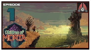 Let's Play Children of Morta With CohhCarnage - Episode 1
