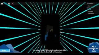 Universal Roblox Episodio 2 - Stu's Disco Coaster