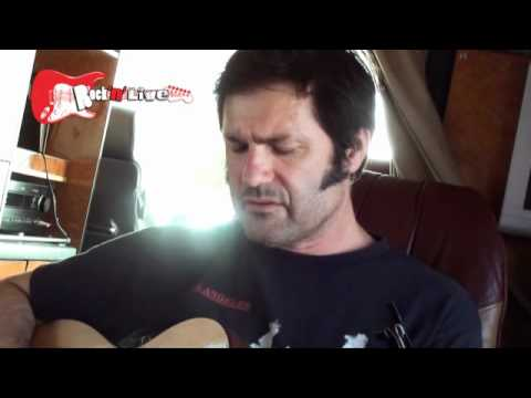 I Must Be Hateful - Joey Cape - Acoustic session for Rock'n'Live