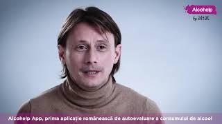 Marius Manole, actor, despre experienta lui din #LunaAlcohelpApp