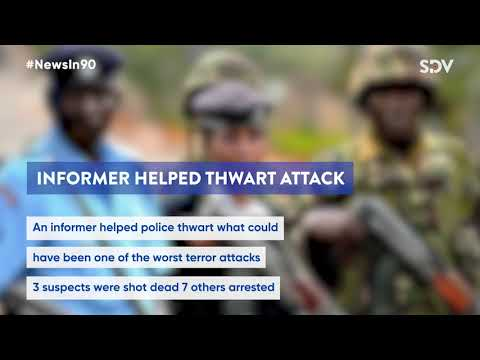 MUDAVADI: Visa ban led to the handshake; How informer helped thwart terror attack |NewsIn90