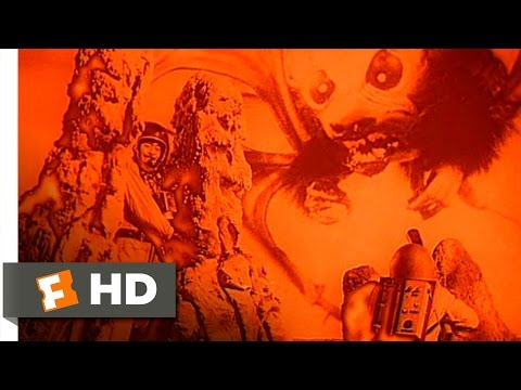 The Angry Red Planet (6/10) Movie CLIP - It's Alive! (1959) HD