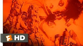 The Angry Red Planet (6/10) Movie CLIP - It