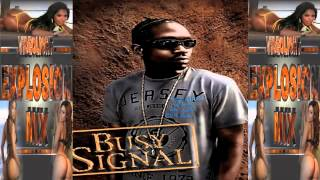 DANCEHALL MIXTAPE  (OFFICIAL an MADLY) Ft Busy Signal an lots More - 2014