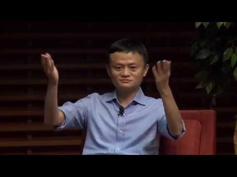 Jack Ma, Alibaba Group,  How I did it. Stanford GSB 2015 Entrepreneurial Company of the Year