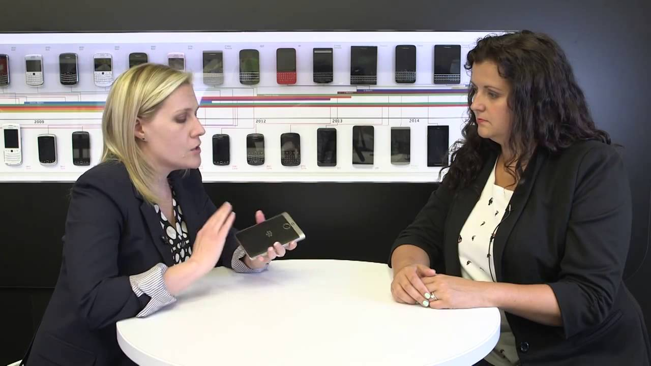 The BlackBerry Passport Silver Edition - A Deep Dive with BlackBerry Product Expert, Sarah Jacobs