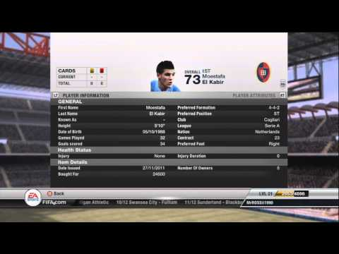 Fifa 12 Ultimate Team - Trading - Episode 4