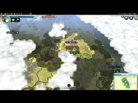 Sid Meier's Civilization V part 1 ??? |