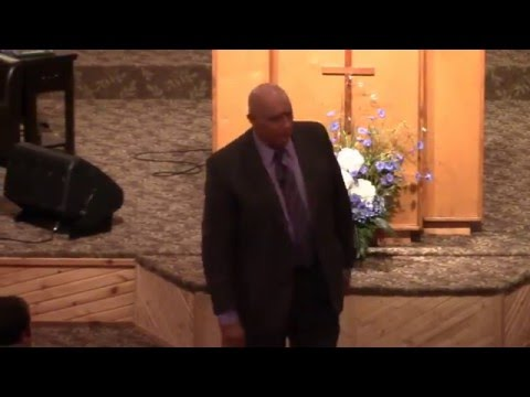 Winter Revival Tuesday Evening With Dr RB Ouellette