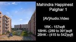 Mahindra  Palghar Mumbai | Complete Details- Call (+91) 7700914406