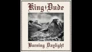 King Dude - Vision In Black