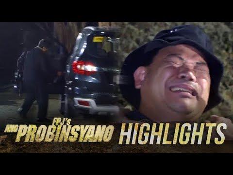 FPJ's Ang Probinsyano: Terante Targets Wangbu On His Escape